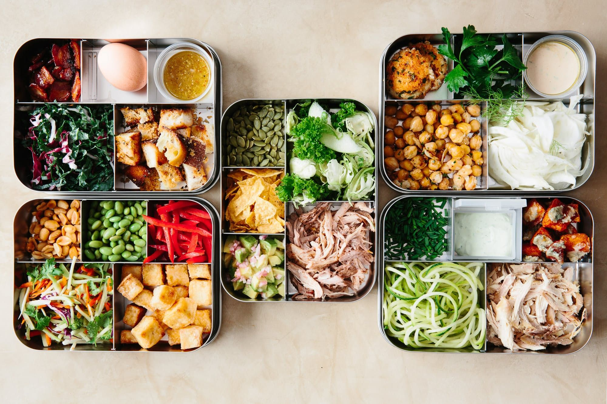 10 Rules for Packing a Week of Lunches — A Week of Lunches
