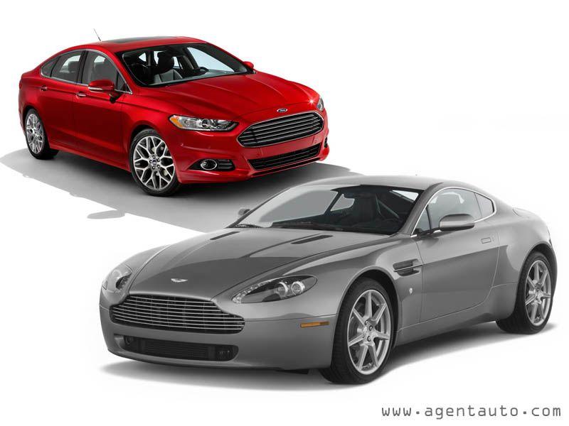 Ford Fusion Looks Like Aston Martin Aston Martin Ford Fusion Aston