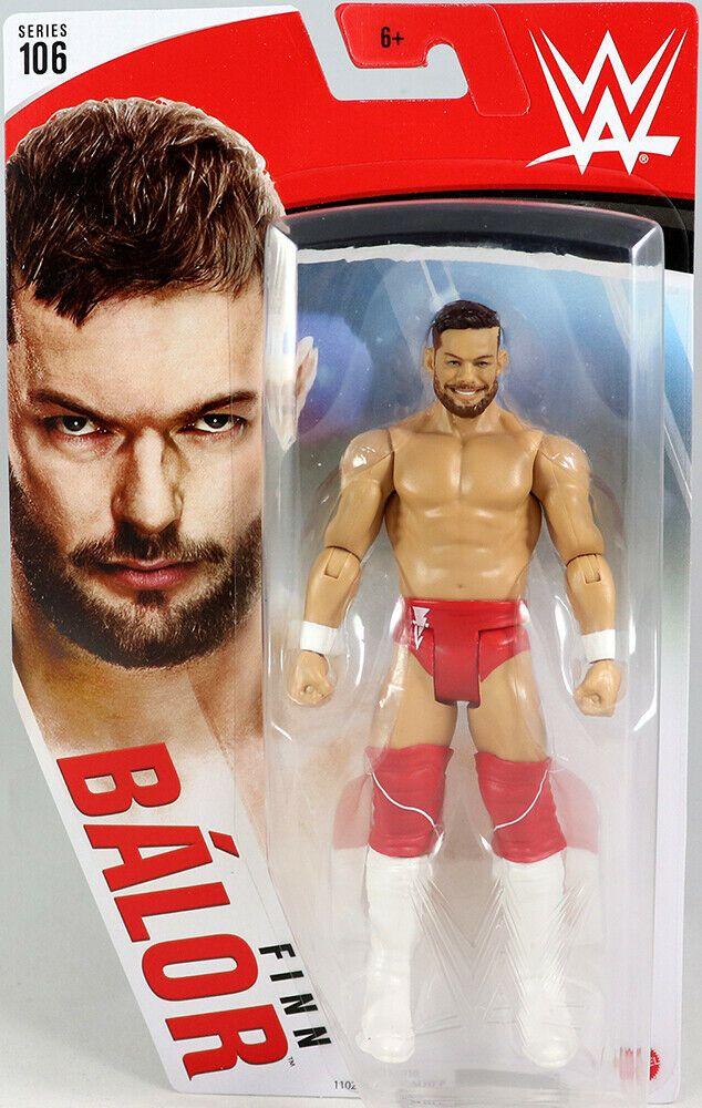 WWE NXT John Cena Seth Rollins Finn Balor Kevin Owens Action Figures Toy Set Lot