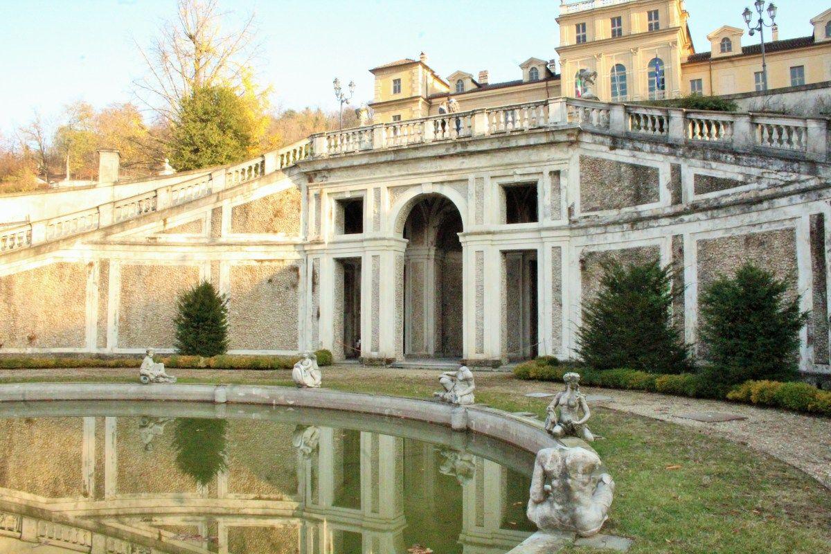 Villa della ReginaTorino Diari di viaggio, In viaggio e