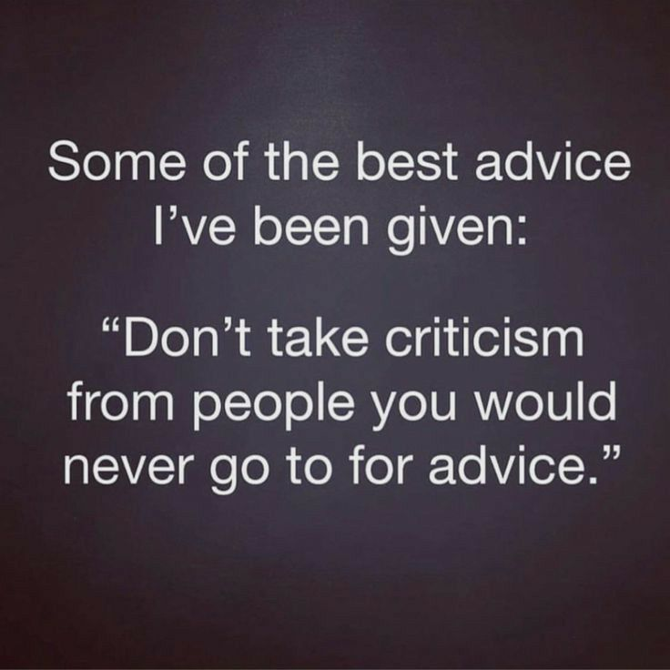 Best advice shared by Ms. Been on We Heart It