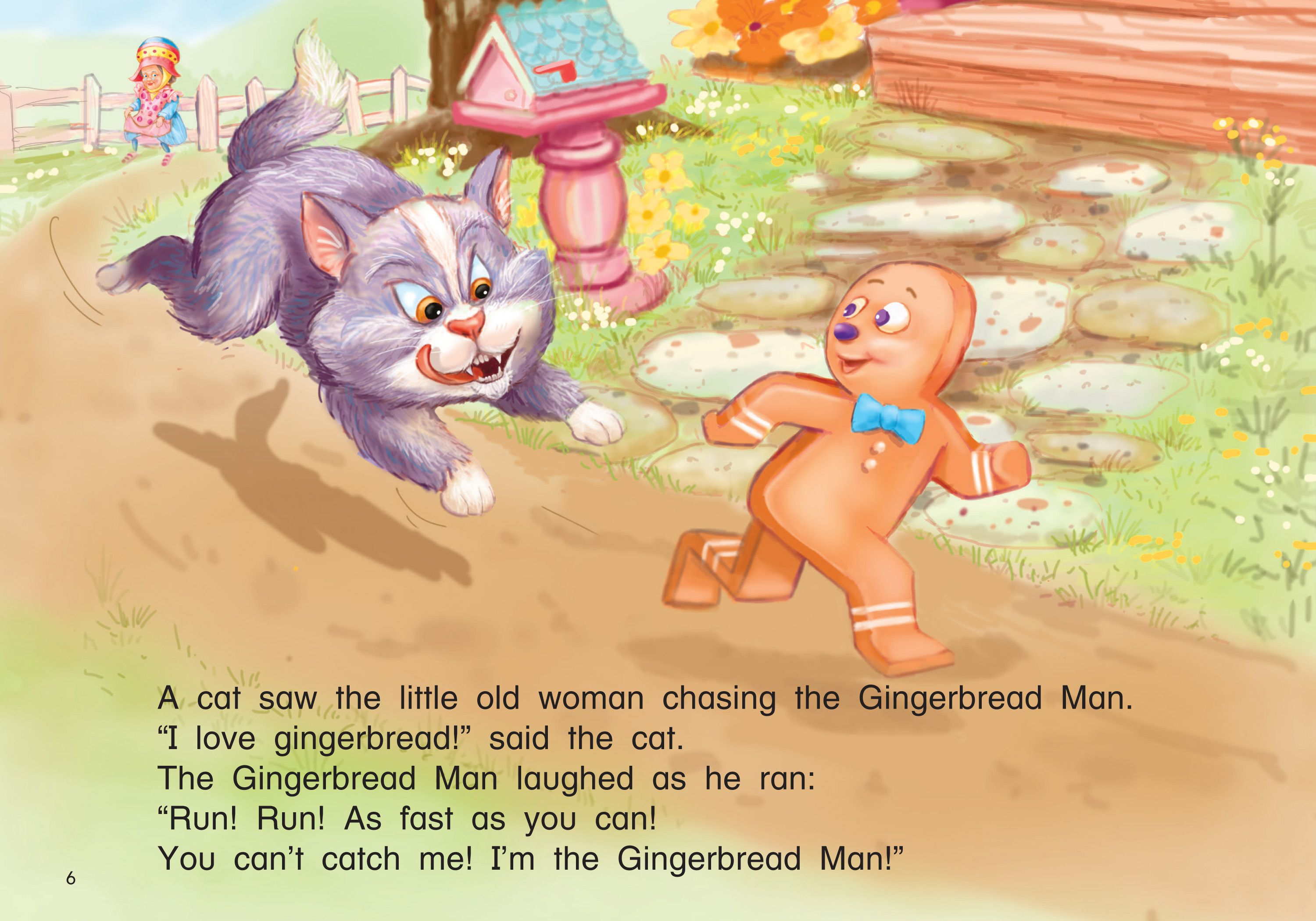 The Gingerbread Man Single Copy With Images Traditional