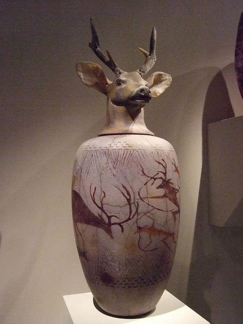 Image Result For Contemporary Canopic Jar Clay Contemporary