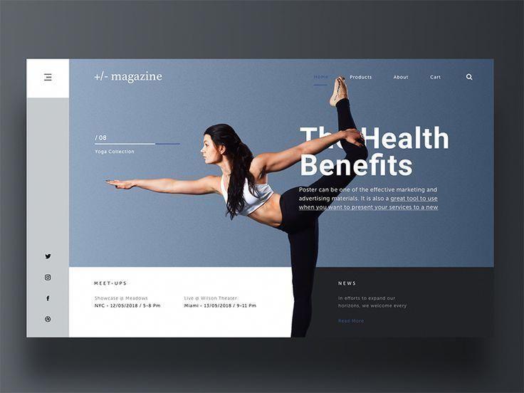 #fitness Website #fitnessgirl #health #trainer #designing #benefits #healthy #destination #