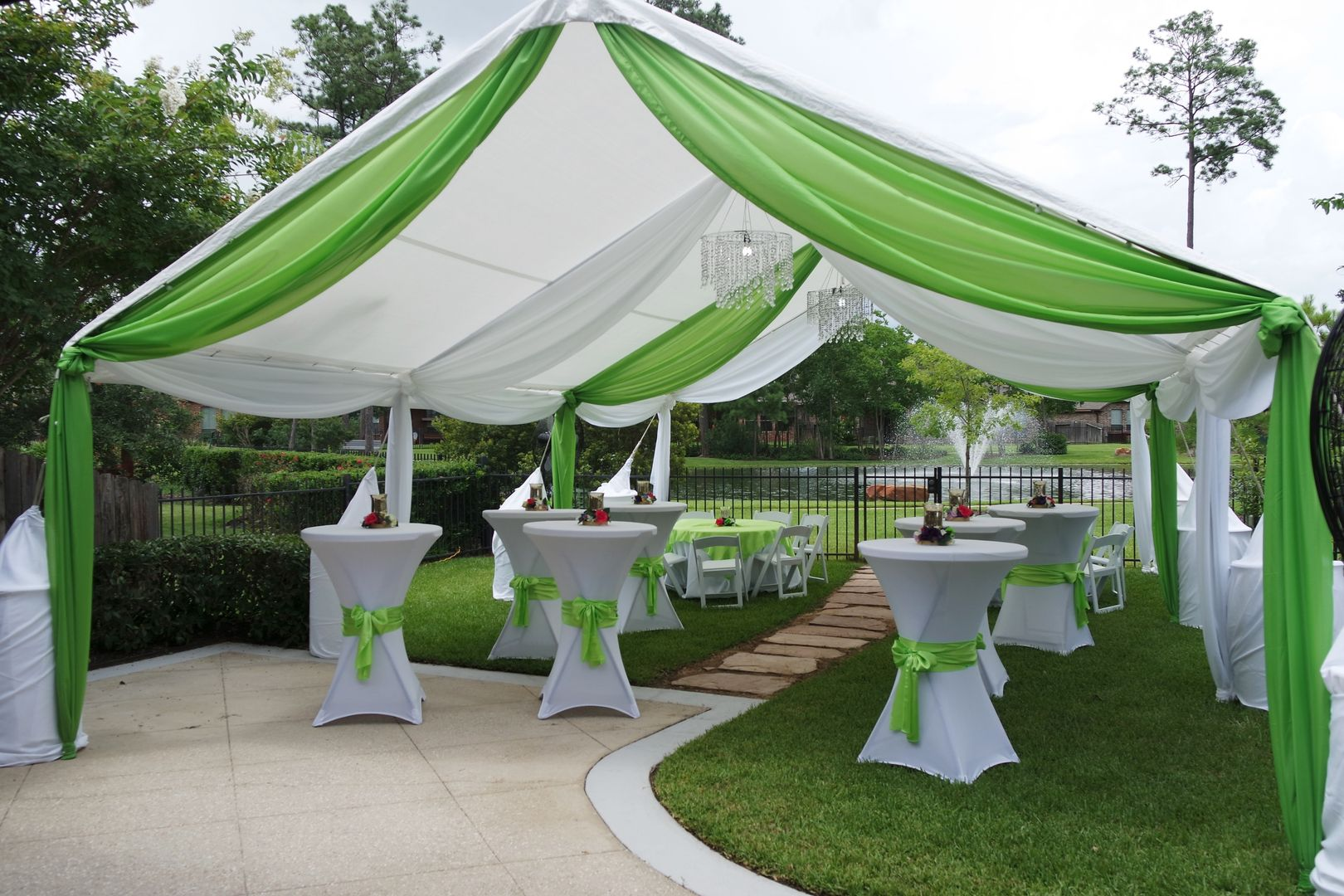 One Stop Party Store  Party Decoration Ideas Event Decorations Party Rentals  Outdoor Party