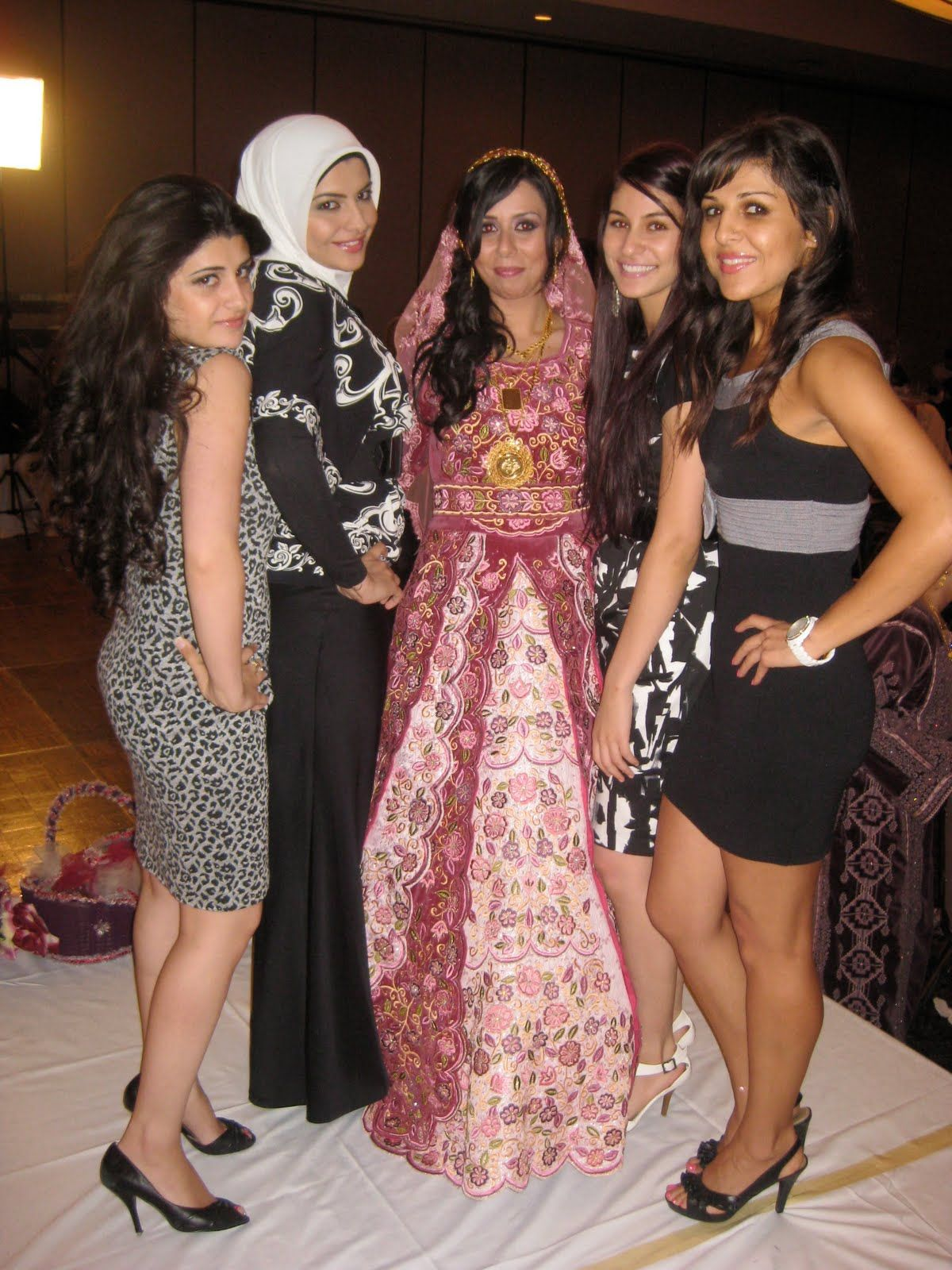 Palestinian Bridal Gowns