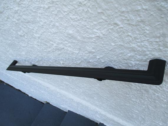 Best 7 Ft Wrought Iron Ada Compliant Return End Modern Design 640 x 480