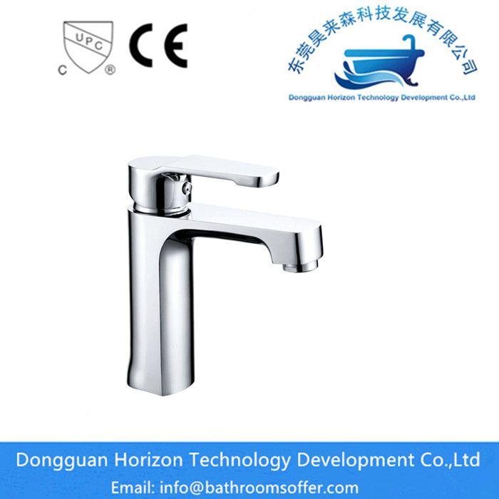 China Logan Square Single Handle Kitchen Faucet Manufacturers ...
