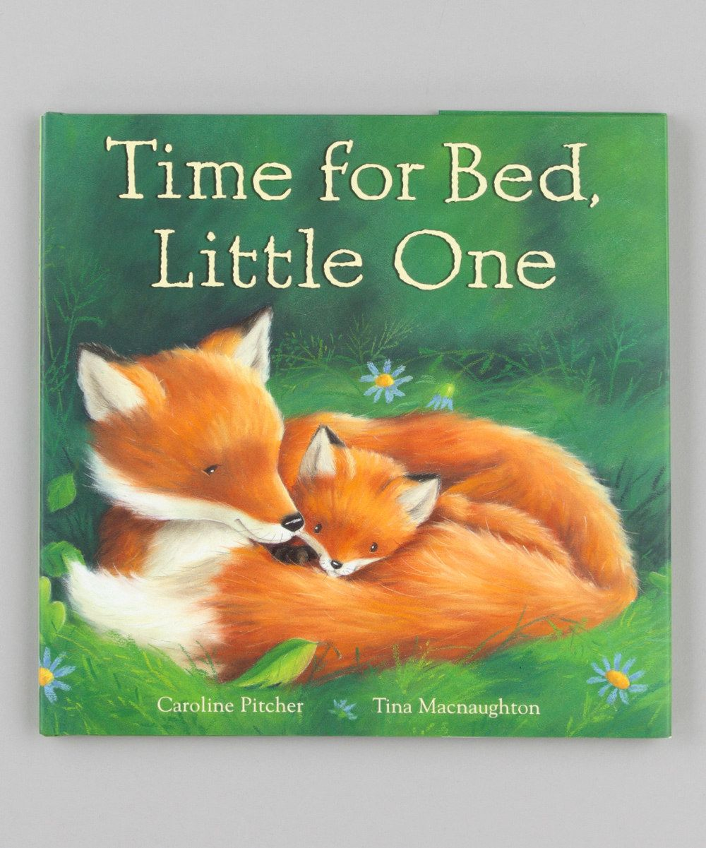 'Time for Bed, Little One' Hardcover Book. Bedtime
