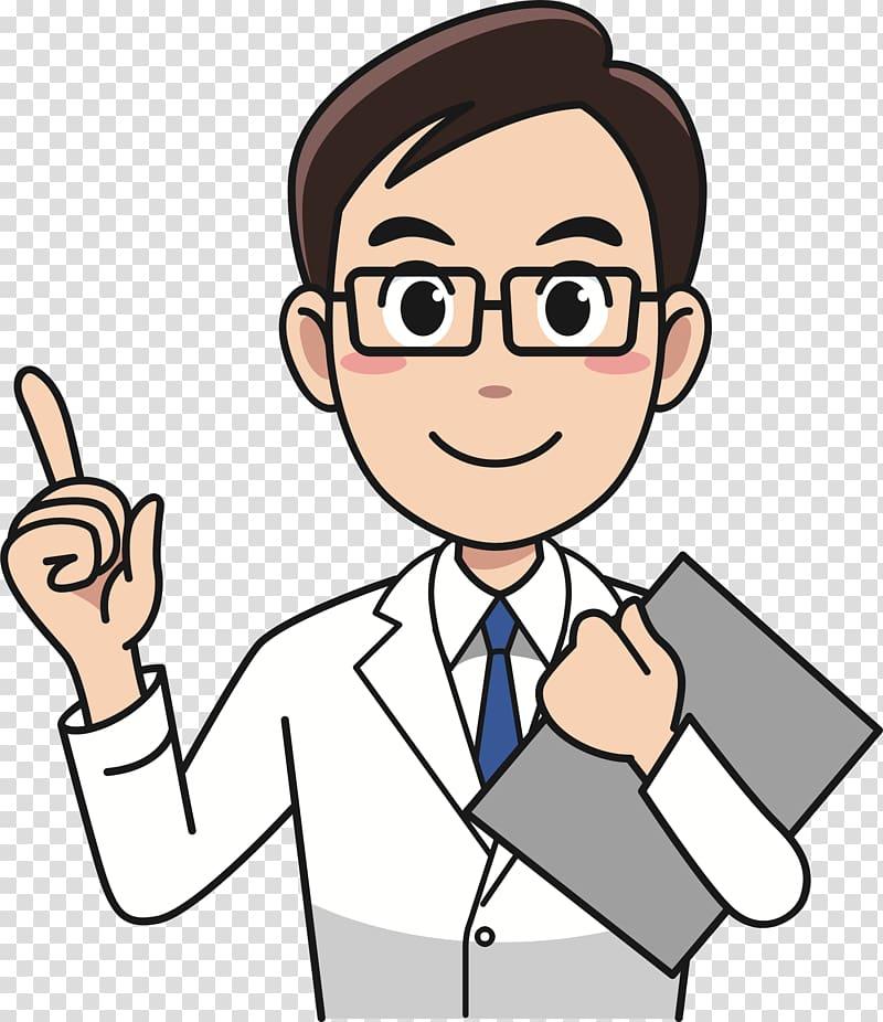 Primary Care Physician Medicine Disease Obstetrics And Gynaecology Lab Coat Transparent Background Png Clipart Ilustrasi Karakter Clip Art Kartun
