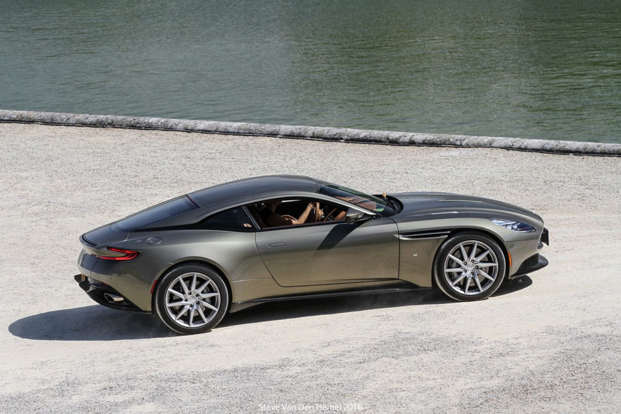 Lease Your Next AstonMartin DB With Premier Financial Services At - Lease aston martin