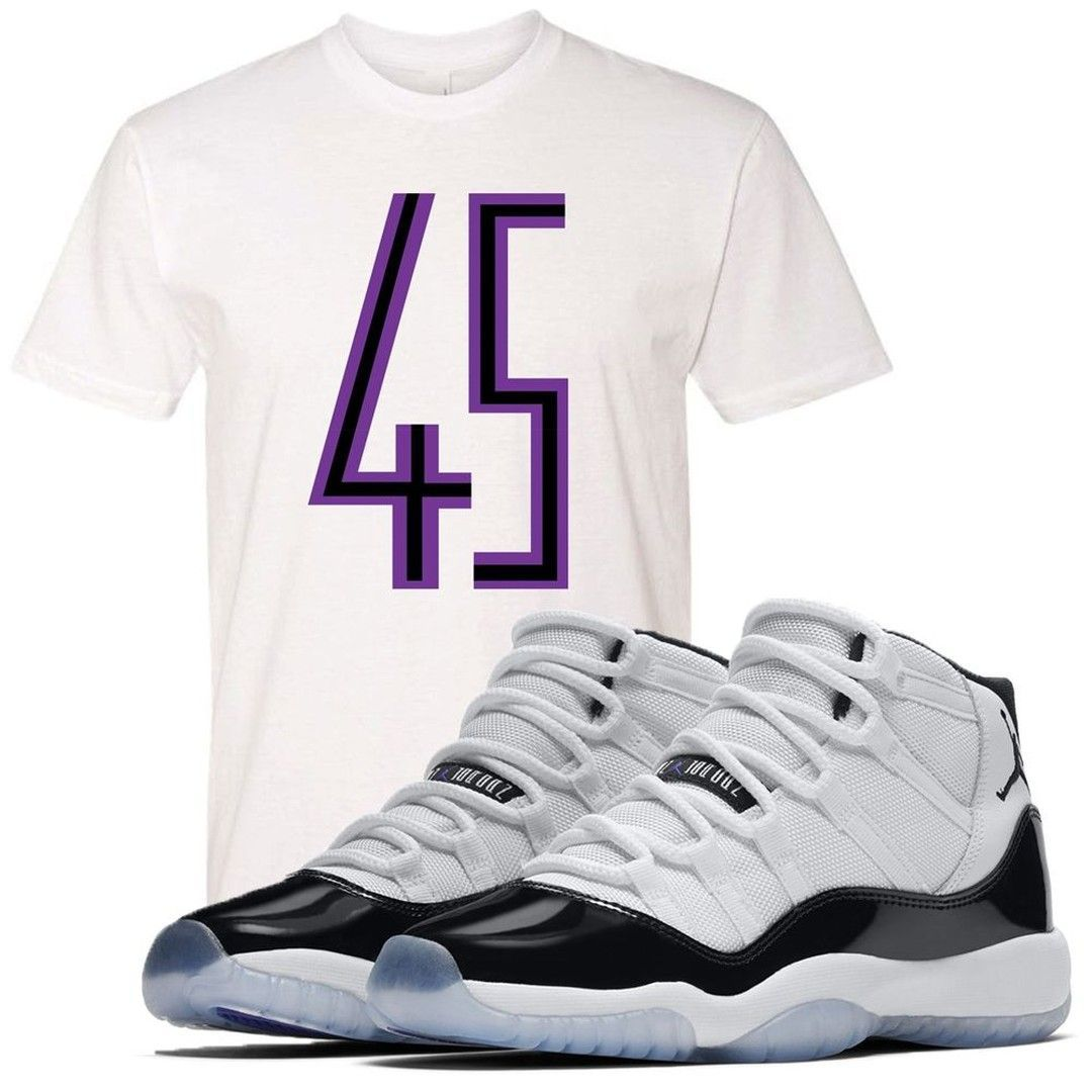 ad26b16a160def ... outfit with this custom designed sneaker matching t-shirt for one of  the most iconic retro sneaker drops of all time