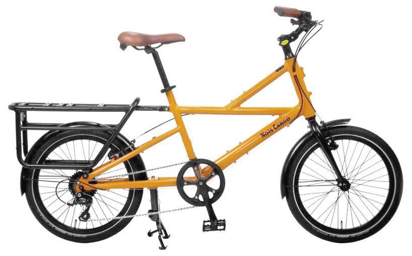 nois cargo transporter bike all around biking fahrrad. Black Bedroom Furniture Sets. Home Design Ideas