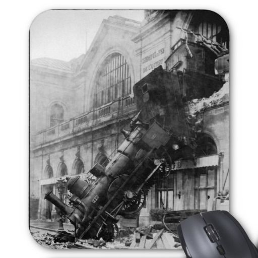 ==> consumer reviews          Train Wreck at Montparnasse, railroad disaster Mouse Mat           Train Wreck at Montparnasse, railroad disaster Mouse Mat so please read the important details before your purchasing anyway here is the best buyThis Deals          Train Wreck at Montparnasse, r...Cleck Hot Deals >>> http://www.zazzle.com/train_wreck_at_montparnasse_railroad_disaster_mousepad-144373492277162856?rf=238627982471231924&zbar=1&tc=terrest