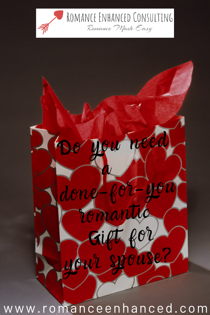 Checkout these done for you romantic gifts and bedroom