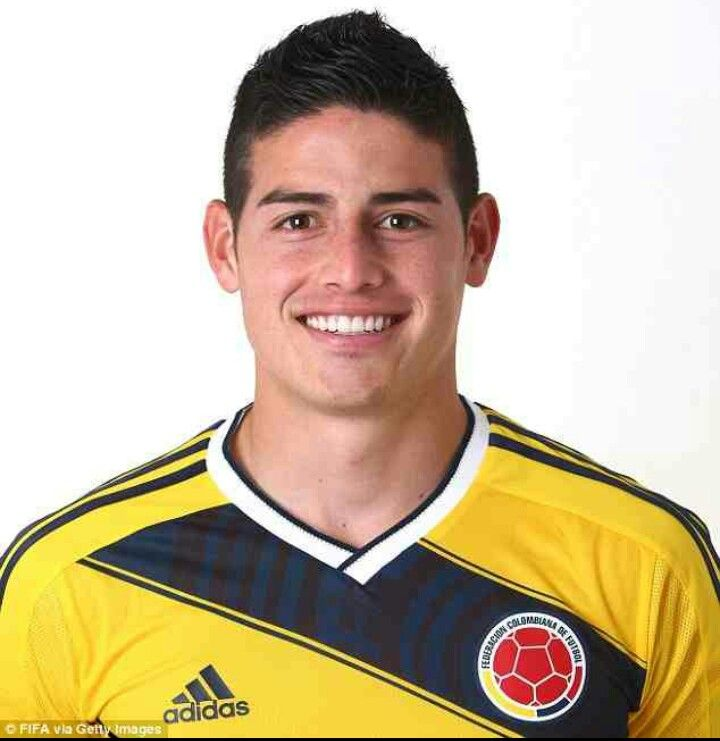 James Rodriguez. Number 10 colombia soccer player  1d0fca541