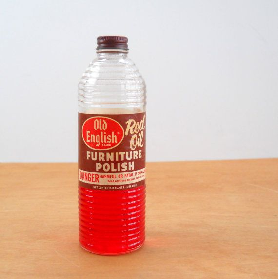 Your Place To Buy And Sell All Things Handmade Furniture Polish English Furniture Bottle