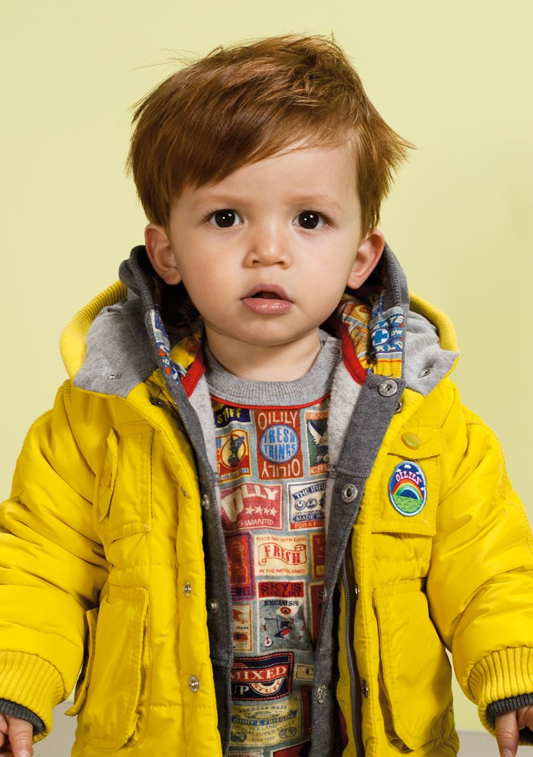 Oilily Childrens Wear Fall Winter 2012 Olivers Hair