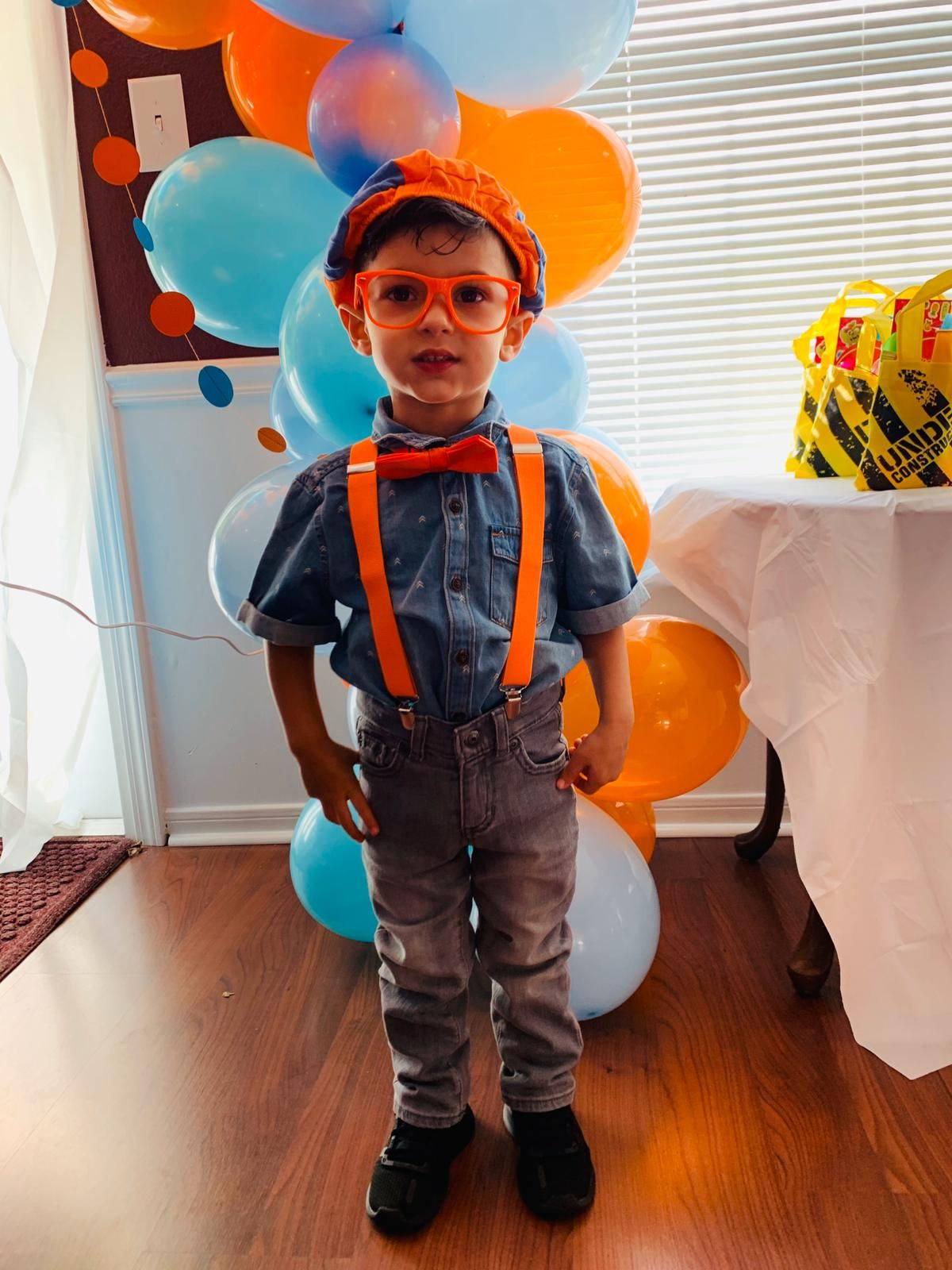 BLIPPI costume ( in 2020 Costumes, Halloween costumes, Hats