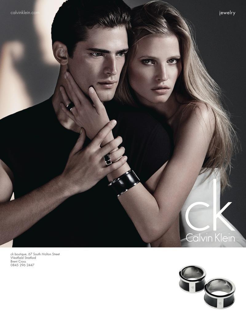 Calvin Klein Locks Down Lara Stone With New CampaignExclusive