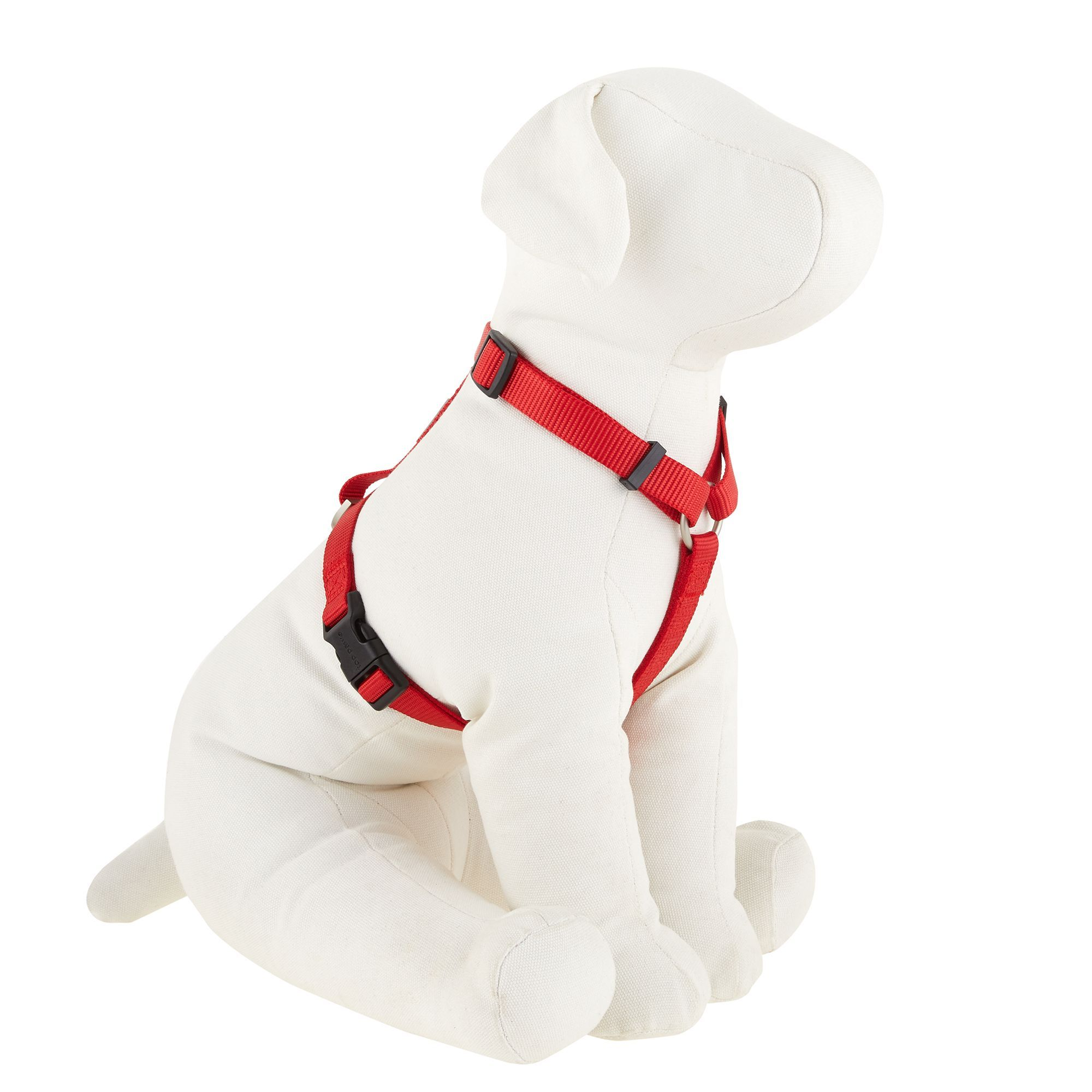 Top Paw Signature Dog Harness Size X Small Red Dog Harness