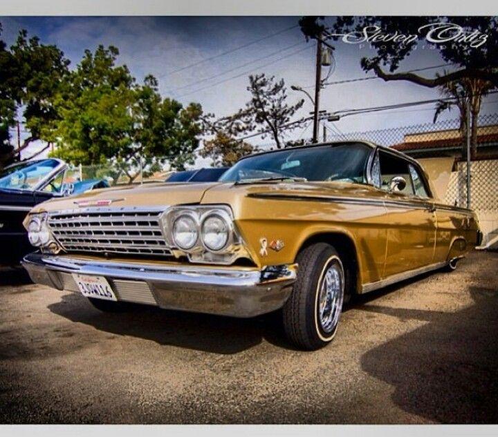 62 Impala Lowrider Cars Chevy Impala Impala