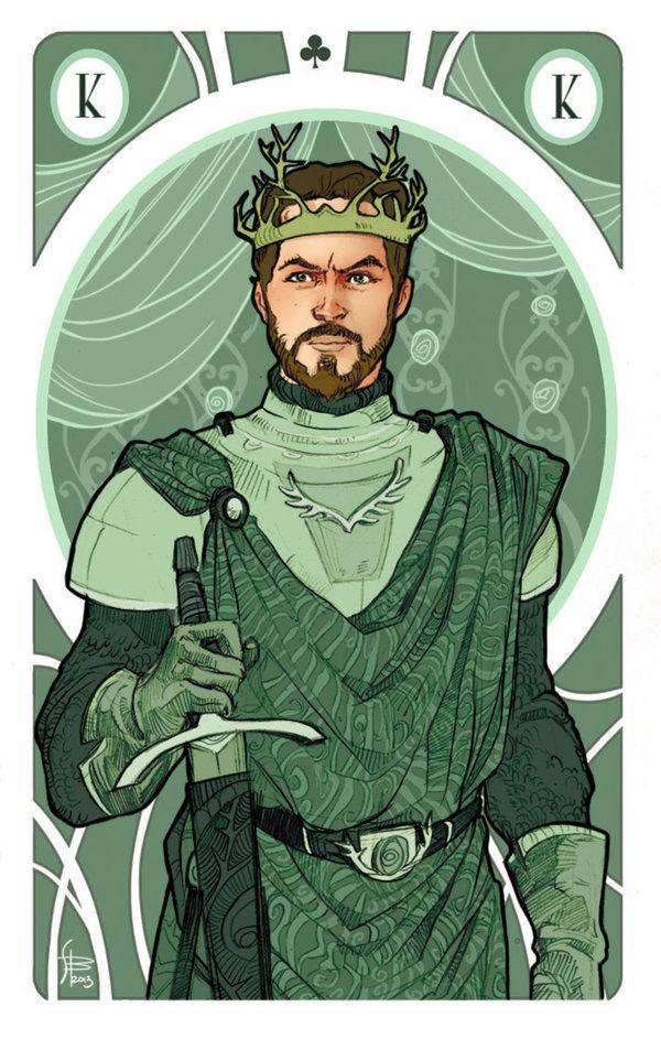 Renly Baratheon Banner