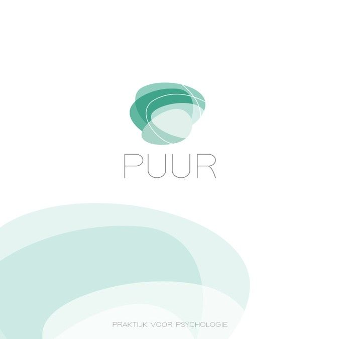Private Practice in Psychology Pure (Puur in Dutch) is looking for a genuine logo! by Created4uDesign