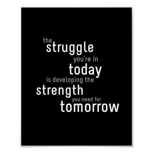 Struggle Today - 8