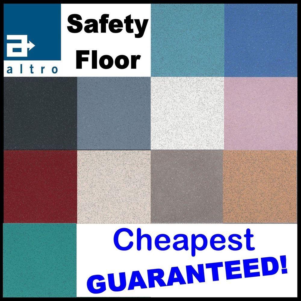 ALTRO Safety Floor Vinyl / AntiSlip Flooring Bathroom