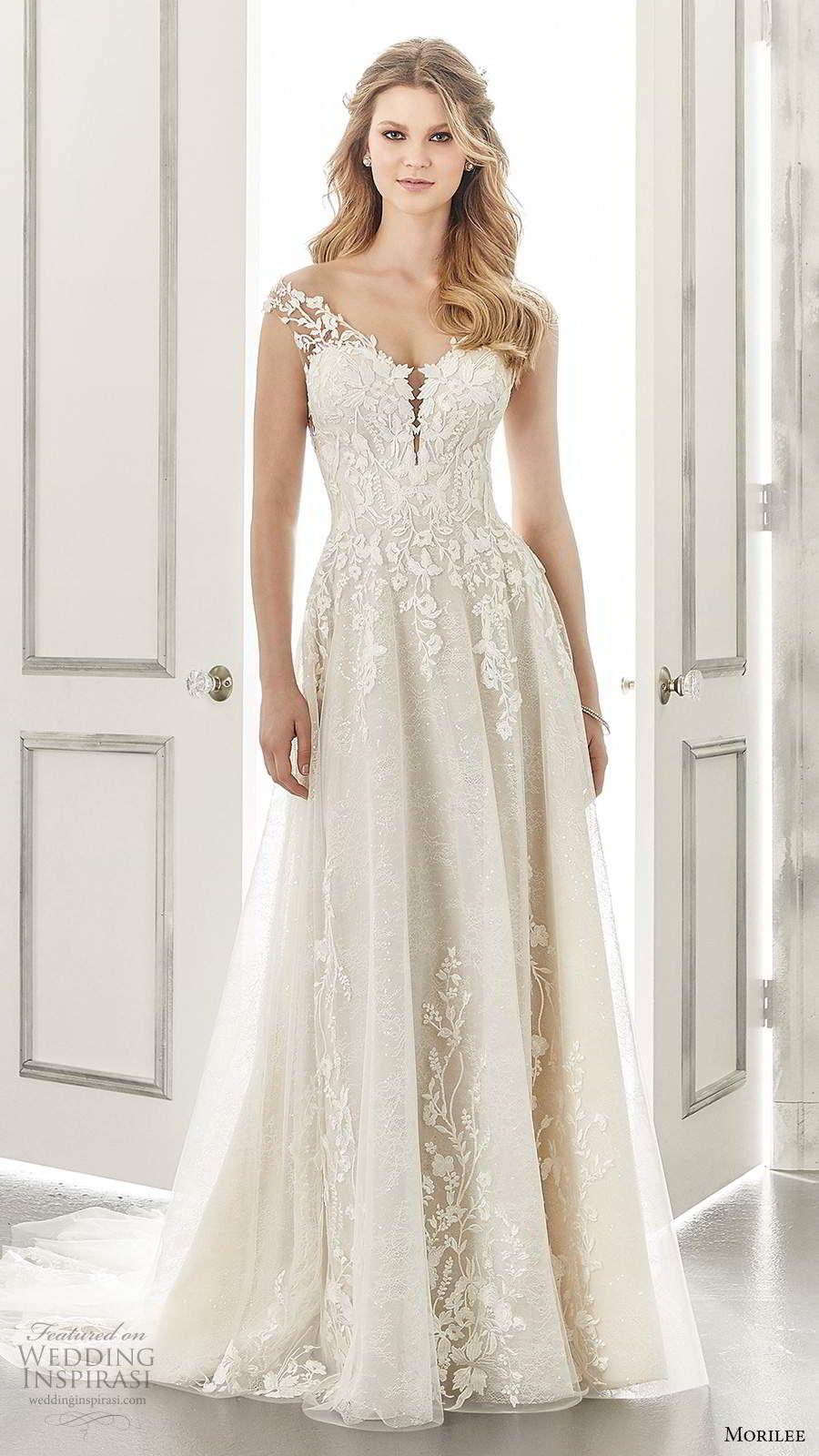 Morilee by Madeline Gardner Spring 2021 Wedding Dresses