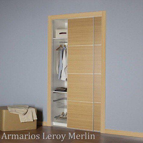 Todo lo que necesitas para tus armarios de puertas correderas lo encuentras en leroy merl n - Puertas para armarios empotrados leroy merlin ...
