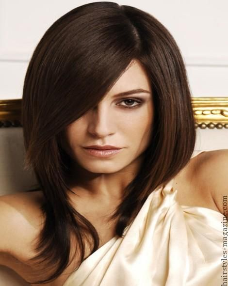 Unstructured Layered Bobcut Some Variations Of Short Bob Hairstyles 2013 Thick Hair Styles Long Layered Hair Hair