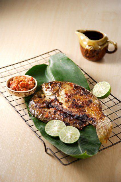 Ikan Bakar Rica Rica Sajian Sedap Ikan Bakar Resep Ikan Resep Masakan