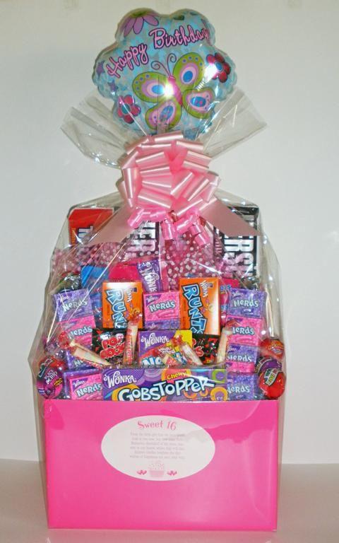 Sweet 16 Candy Bouquet Box By Www Distinct Impressions Com