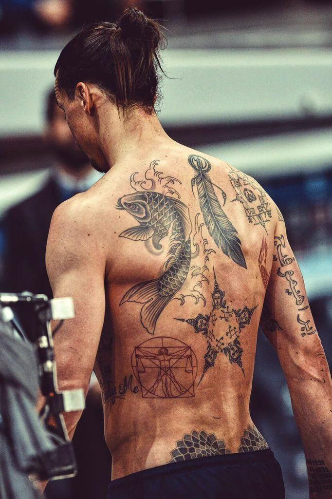 Zlatan Zlatan Pinterest Tattoos Soccer Tattoos And