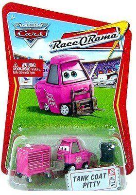 Disney Pixar Cars Movie 1 55 Die Cast Car Race O Rama Series