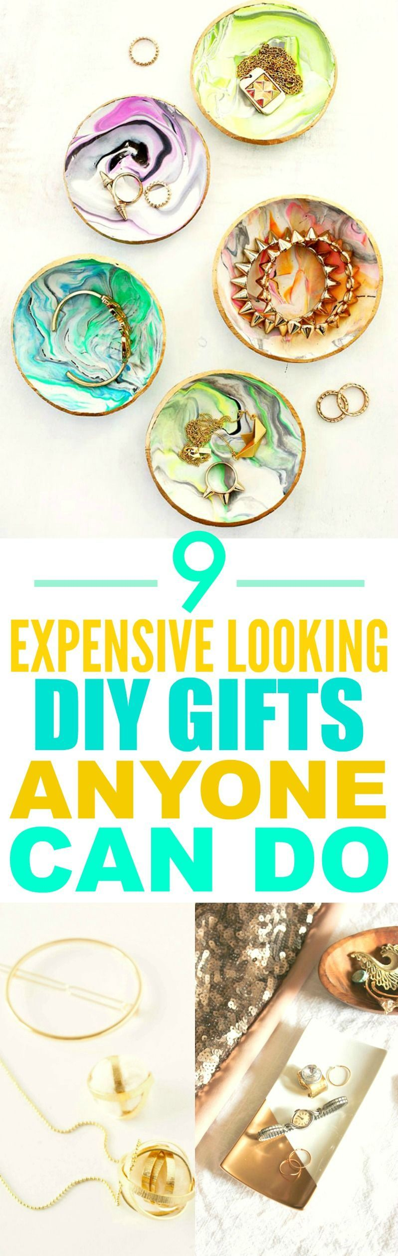 9 Expensive Looking Easy DIY Gifts - #DIY #Easy #Expensive #Gifts