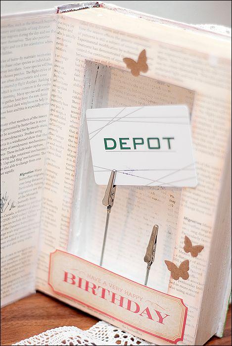 b chergutschein verpackung pinterest geschenkideen gutscheine und geschenk. Black Bedroom Furniture Sets. Home Design Ideas