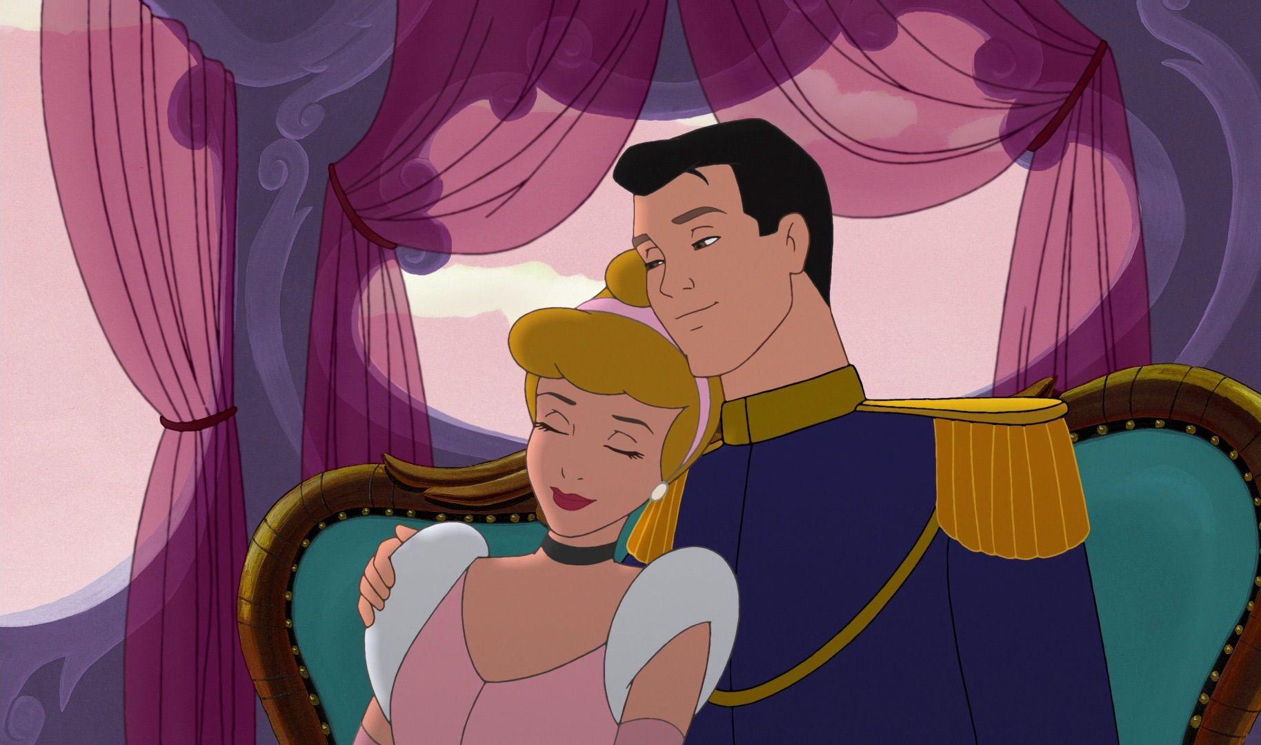 Cinderella and Prince Charming | Cinderella and Prince ...