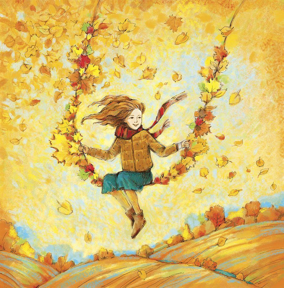 Просмотреть иллюстрацию Осень из сообщества русскоязычных ...