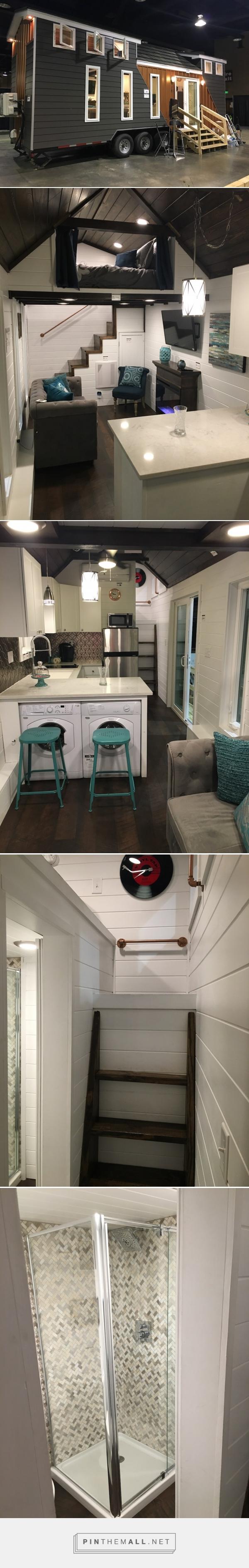 Trinity by Alabama Tiny Homes - created by Gail Zahtz from Tiny .House Swoon post.