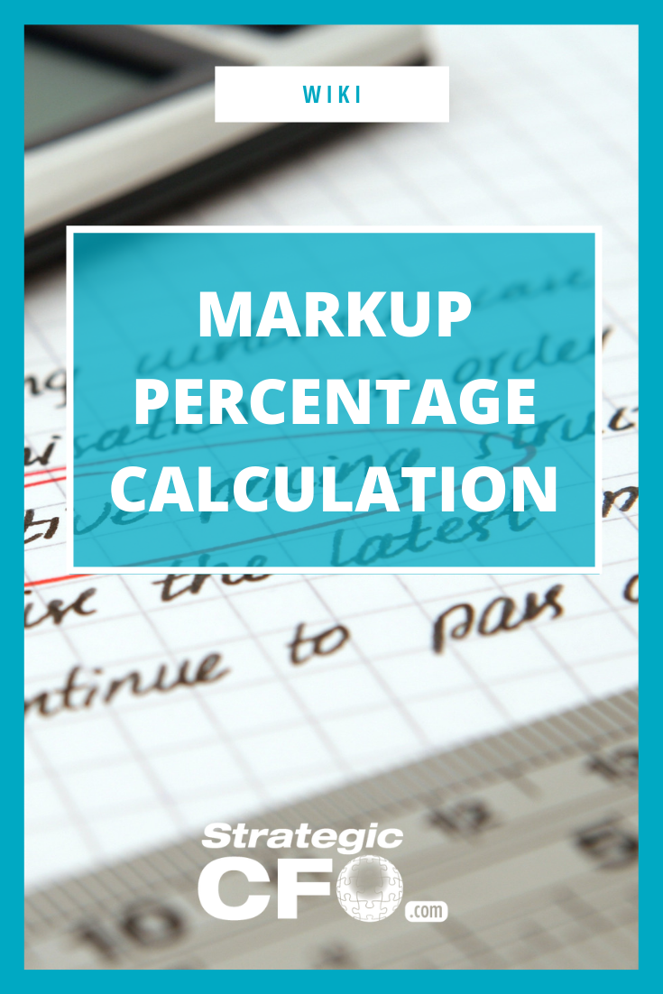 Markup Percentage Calculation Percentage Definitions Education