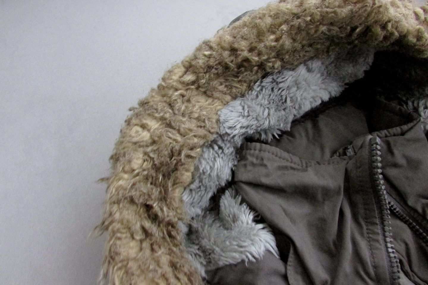How to Fix Matted Fur Trim on a Winter Coat Damaged by