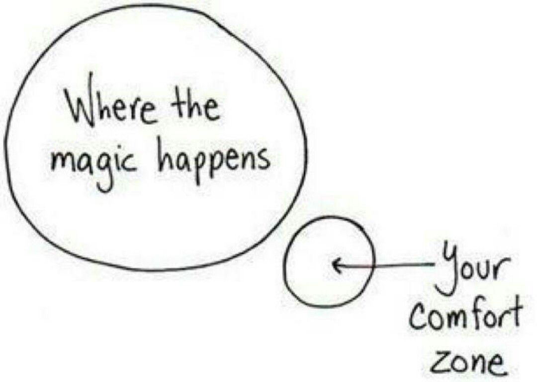 Elkaar durven uitdagen #magicfeeling