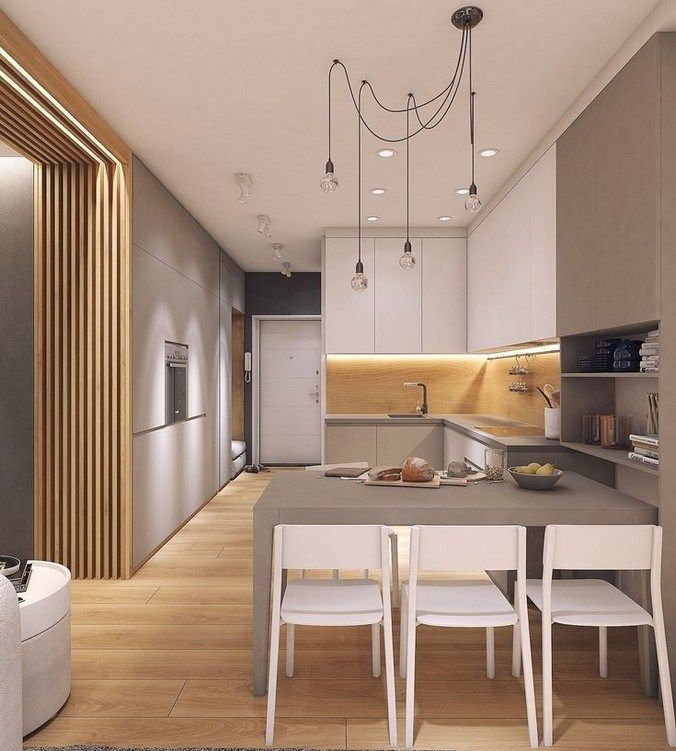 Best 25 Easy Simple Kitchen Design Ideas You Must Try 19 In 400 x 300