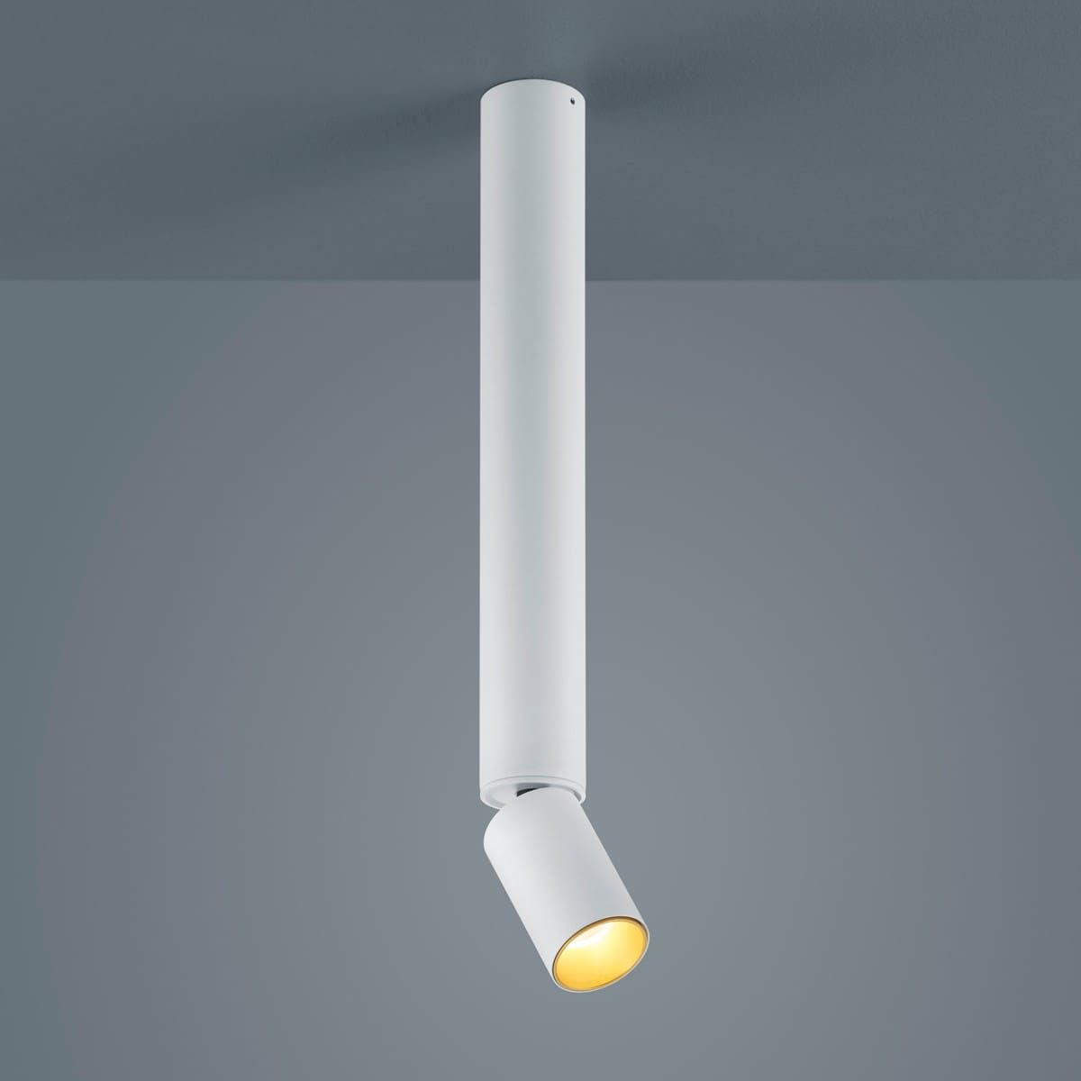flache deckenlampe   indirekte beleuchtung led ideen   wohnzimmer ...