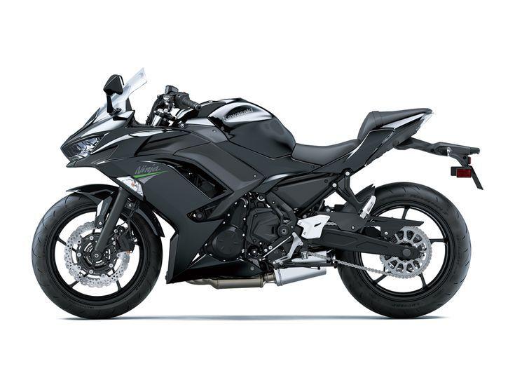 Kawasaki Ninja 650 2021 - rk motors