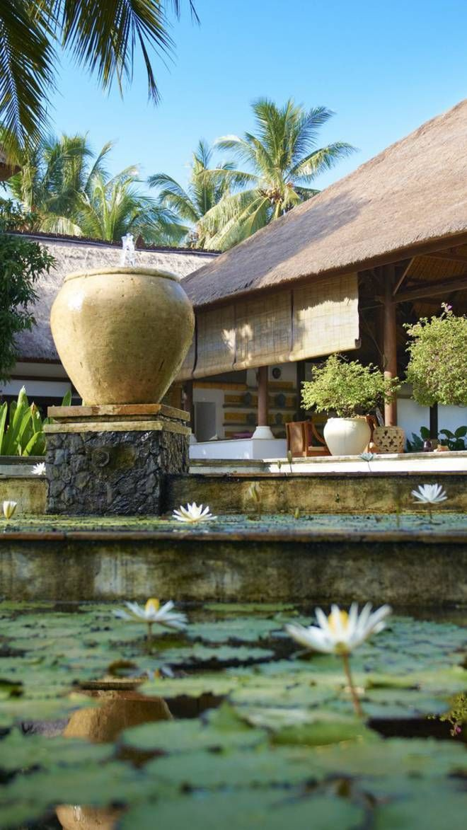 Spa Village Resort Tembok Bali, Luxury Hotel in Bali