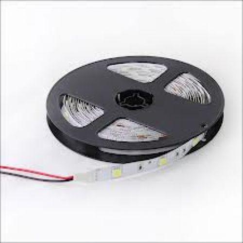 LED traka 3528 bela 5m 12V 60LED-1m IP33 www.eurovik.rs